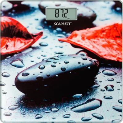 Напольные весы электронные Scarlett SC-BS33E052