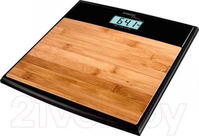 Напольные весы электронные Scarlett SC-BS33E064 (бамбук)