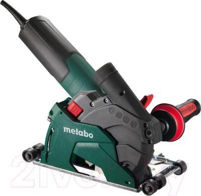 Профессиональная болгарка Metabo W 12-125 HD Set CED Plus (600408510) - общий вид