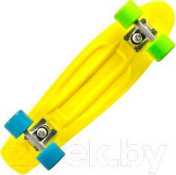 Скейтборд Powerslide Juicy Susi 600075/Y (желтый)