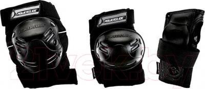 Комплект защиты Powerslide Standard Men 2015 S 901326 - общий вид