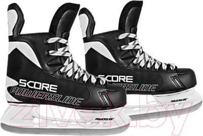 Коньки хоккейные Powerslide Score 902184 (размер 45)