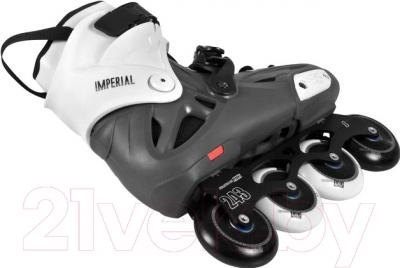Роликовые коньки Powerslide Imperial Evo 80 908069 (размер 45)