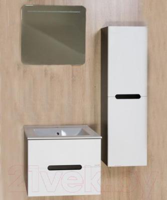 Шкаф-полупенал для ванной Asomare Сингл 35 (44.204)