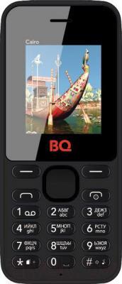 Мобильный телефон BQ Cairo BQM-1804 (черный)