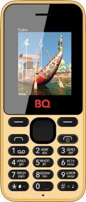 Мобильный телефон BQ Cairo BQM-1804 (кофе)