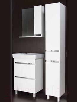 Шкаф с зеркалом для ванной Asomare Бергамо 60 (47.02)