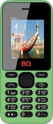 Мобильный телефон BQ Cairo BQM-1804 (зеленый)