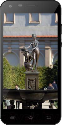 Смартфон BQ Prague BQS-5010 (черный)