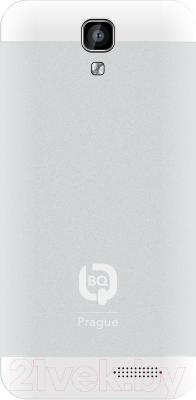 Смартфон BQ Prague BQS-5010 (белый)
