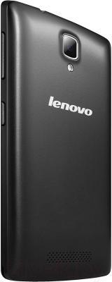 Смартфон Lenovo A1000 (черный)