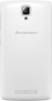 Смартфон Lenovo A1000 (белый)