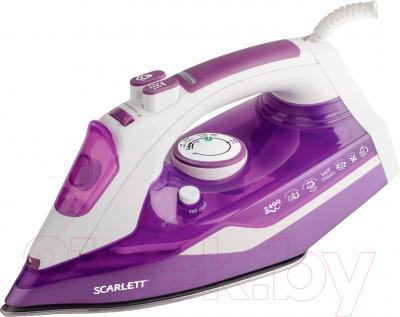 Утюг Scarlett SC-SI30K14 (фиолетовый)