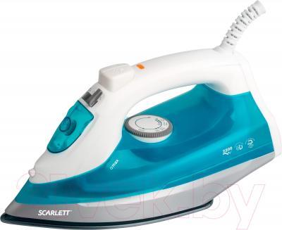 Утюг Scarlett SC-SI30P04 (голубой)