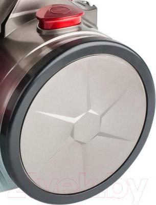 Пылесос Scarlett SC-VC80C04 - выключатель на корпусе