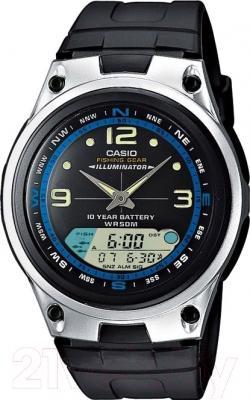 Часы мужские наручные Casio AW-82-1AVES