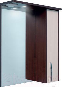 Шкаф с зеркалом для ванной Asomare Hit 60 (19.2.21)