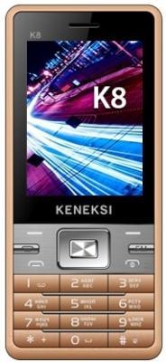 Мобильный телефон Keneksi K8 (золотой)