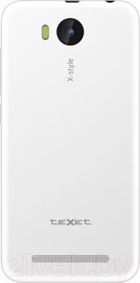 Смартфон TeXet X-style TM-4515 (белый)