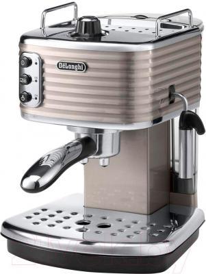 Кофеварка эспрессо DeLonghi ECZ351.BG