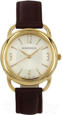 Часы женские наручные Romanson RL1220LGWH