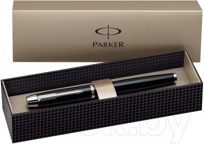 Ручка перьевая Parker IM Black CT S0856180
