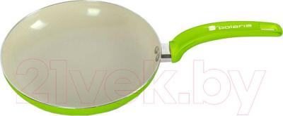 Сковорода Polaris Rain-26F (зеленый)