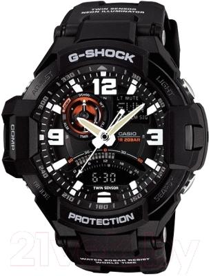 Часы мужские наручные Casio GA-1000-1AER