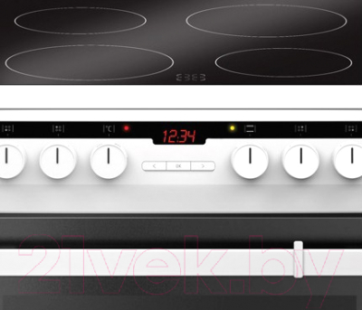 Кухонная плита Hansa FCCW58200