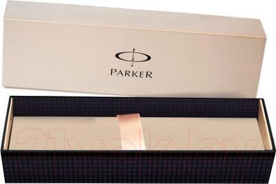 Ручка шариковая Parker IM Black CT S0856430 - упаковка