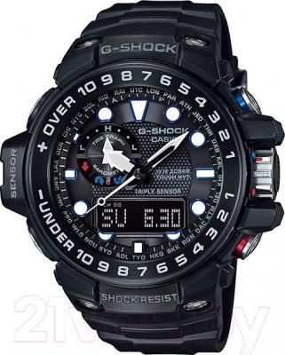 Часы мужские наручные Casio GWN-1000B-1AER