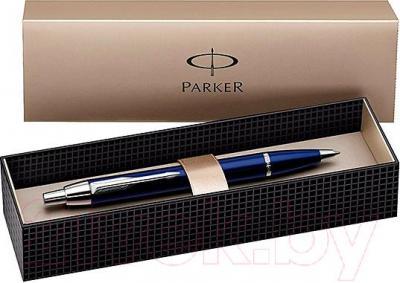 Ручка шариковая Parker IM Blue CT S0856460 - упаковка