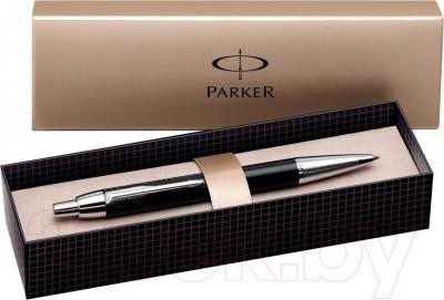 Ручка-роллер Parker IM Premium Matt Black CT S0949680 - упаковка