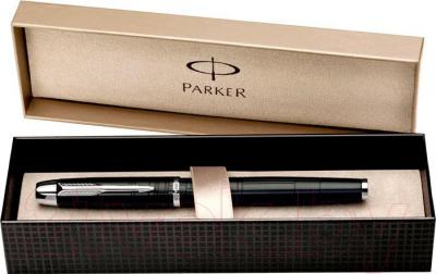 Ручка-роллер Parker IM Premium Matt Black CT S0949670 - упаковка