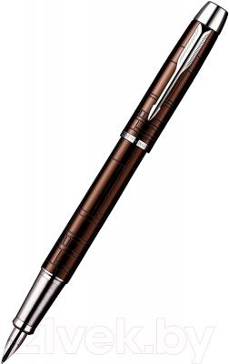 Ручка перьевая Parker IM Premium Metallic Brown CT S0949710