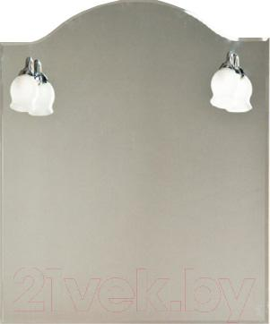 Зеркало для ванной Asomare Аврора 75 (17.20)