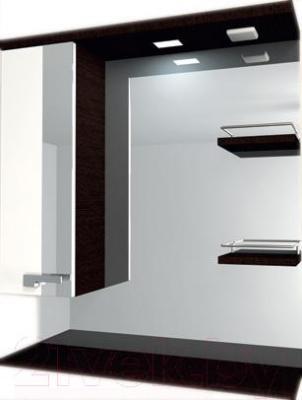 Шкаф с зеркалом для ванной Asomare Мокка 70 (35.26)