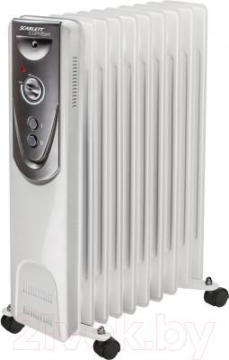 Масляный радиатор Scarlett SC-OH67B02-9