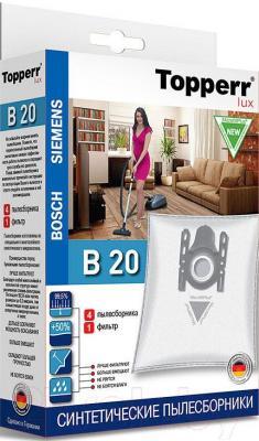 Пылесборник для пылесоса Topperr LUX 1414 B 20