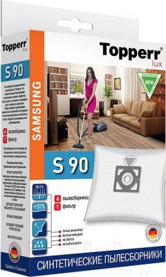 Пылесборник для пылесоса Topperr Lux 1419 S 90