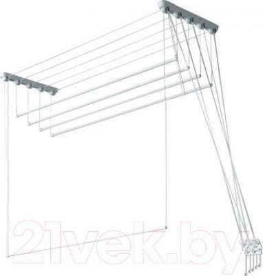 Сушилка для белья Comfort Alumin Потолочная 220см (сталь)