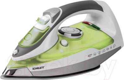 Утюг Scarlett SC-SI30K10 (зеленый)
