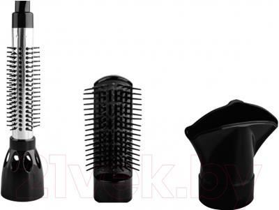 Фен-щётка Scarlett SC-HAS73I04 (черный) - насадки в комплекте