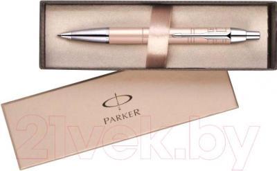 Ручка шариковая Parker IM Premium Metallic Pink CT S0949780