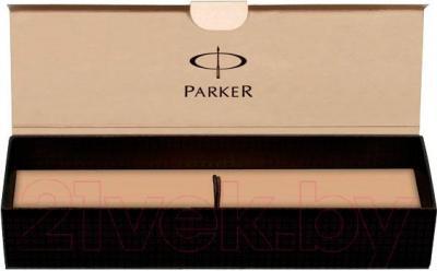 Ручка шариковая Parker IM Silver CT S0856450 - упаковка