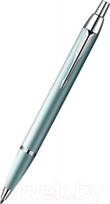 Ручка шариковая Parker IM Silver CT S0856450