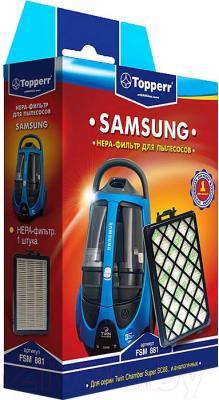 HEPA-фильтр для пылесоса Topperr 1125 FSM 881