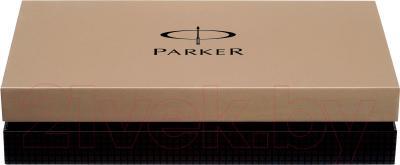 Ручка капиллярная Parker Ingenuity Large Chrome CT S0959200 - упаковка