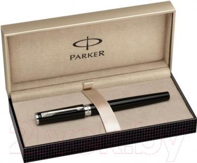 Ручка капиллярная Parker Ingenuity Slim Black CT S0959030