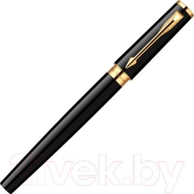 Ручка капиллярная Parker Ingenuity Slim Black GT S0959040